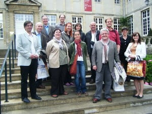 Norman Connections_staff exchange to Bayeux 2011_small