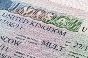 UK Visa (c)Bizhan33