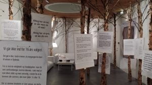 Young Voices Unheard Exhibition, Workers' Museum, Copenhagen @ PHM, March 2016