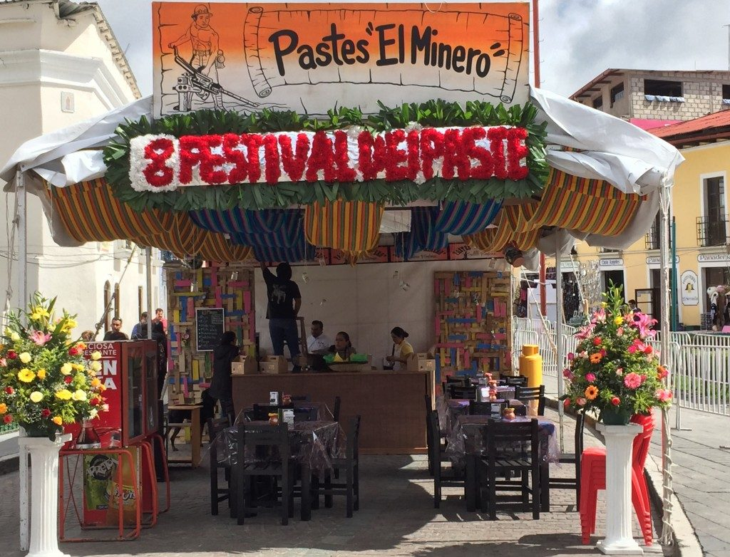 The 8th International Pasty Festival, Real del Monte, Mexico (October 2016)
