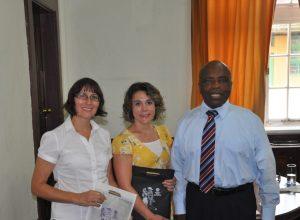 Dr Victoria Purewal, Rhian Rowson & Mr Vivian Crawford