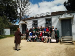 National School at Sovereign Hill