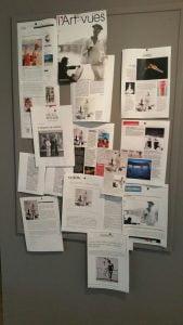 Press reviews, Louise Dahl Wolfe exhibition, Pavillon Populaire, Montpellier