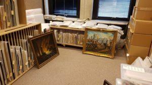 Storage at the Mijnmuseum
