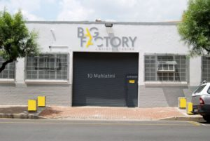 The Bag Factory Artist's Studios