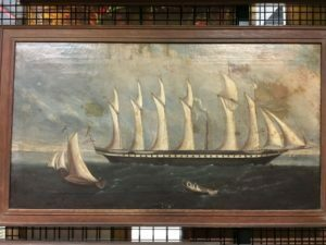 Sovereign Hill and SSGB painting (copy)