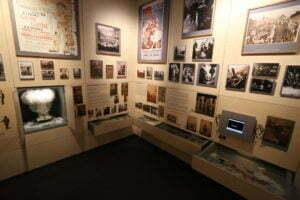Permanent exhibition: 'Interpretation Centre on the Carnival of Binche'