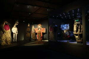 Permanent exhibition 'Masks from all over the World'