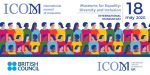 Register for free ICOM UK live online event to celebrate International Museum Day 2020 on 18 May
