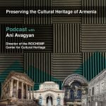 Preserving the Cultural Heritage of Armenia