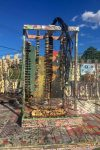 Detroit's African Bead Museum brightens up an entire city block with art and artifacts