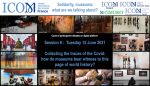 Save the date ! Collecting the traces of the Covid - Tuesday June 15th from 1pm (Paris time)